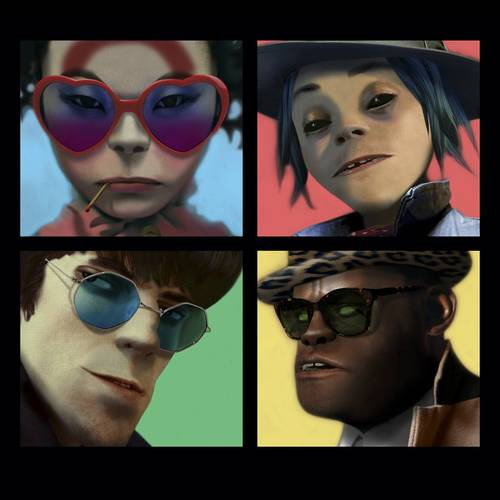 Humanz [Limited Edition 2CD Deluxe]