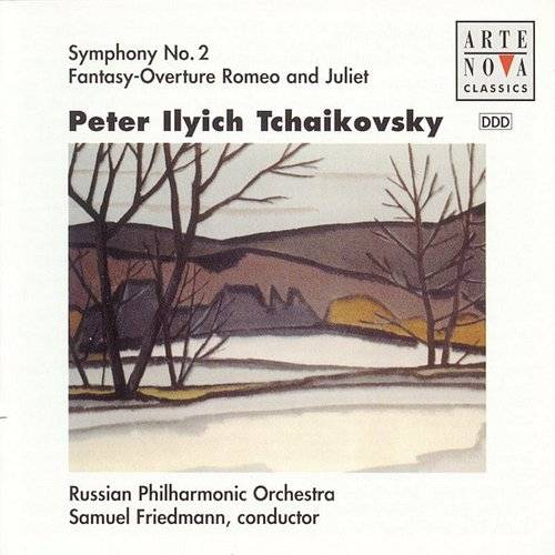 Tchaikovsky: Sym. No. 2/Romeo & Juliet Ouverture Phantasy
