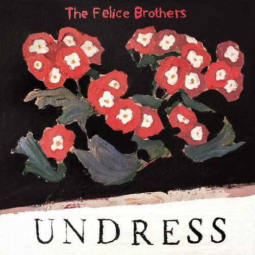 Undress [Red Black Split LP]