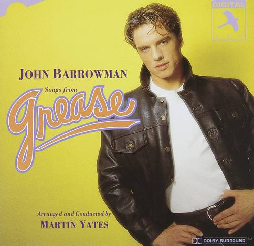 Songs From Grease 1994 London Studio Cast