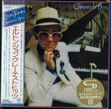Elton John's Greatest Hits [Import Limited Edition]