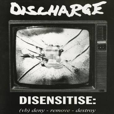 Disensitise [Limited Edition White LP]