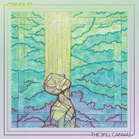 The Spill Canvas - Conduit [Indie Exclusive Limited Edition Half Purple / Half Clear w/ Heavy Pink Splatter LP]