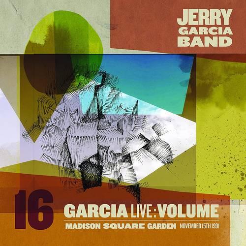 Jerry Garcia Band - GarciaLive Volume 16: November 15th, 1991 Madison Square Garden [3 CD]