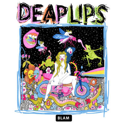 Deap Lips - Deap Lips [Indie Exclusive Limited Edition White LP]