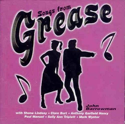 Songs From Grease