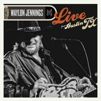 Waylon Jennings - Live From Austin, TX '89 [LP]