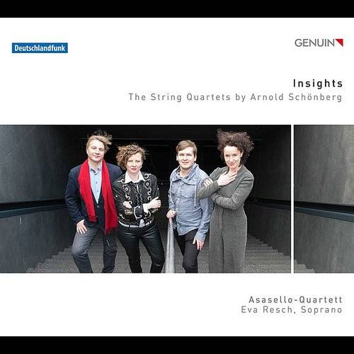 Insights String Quartets By Arnold Schoenberg