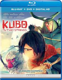 Kubo And The Two Strings [Movie] - Kubo And The Two Strings