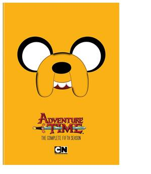 Adventure Time: Complete Fifth Season