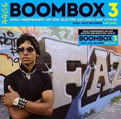 Soul Jazz Records Presents Boombox 3: Early (Dlcd)