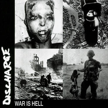 War Is Hell [Limited Edition Blue LP]