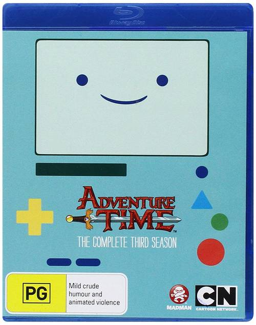 Adventure Time: The Complete Third Season [Import]