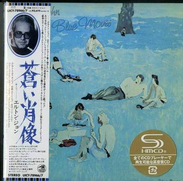 Blue Moves [Import Limited Edition]