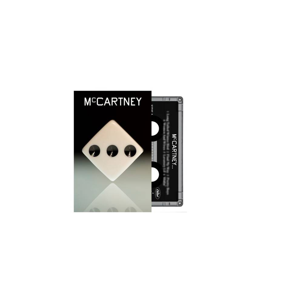 Paul McCartney - McCartney III [Smokey Tint Cassette]
