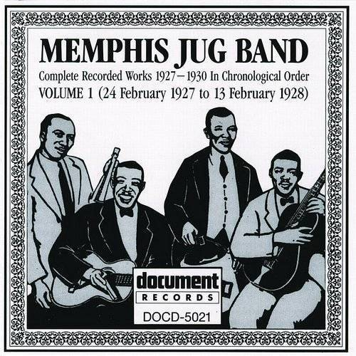 Memphis Jug Band, Vol.1 (1927-1928)