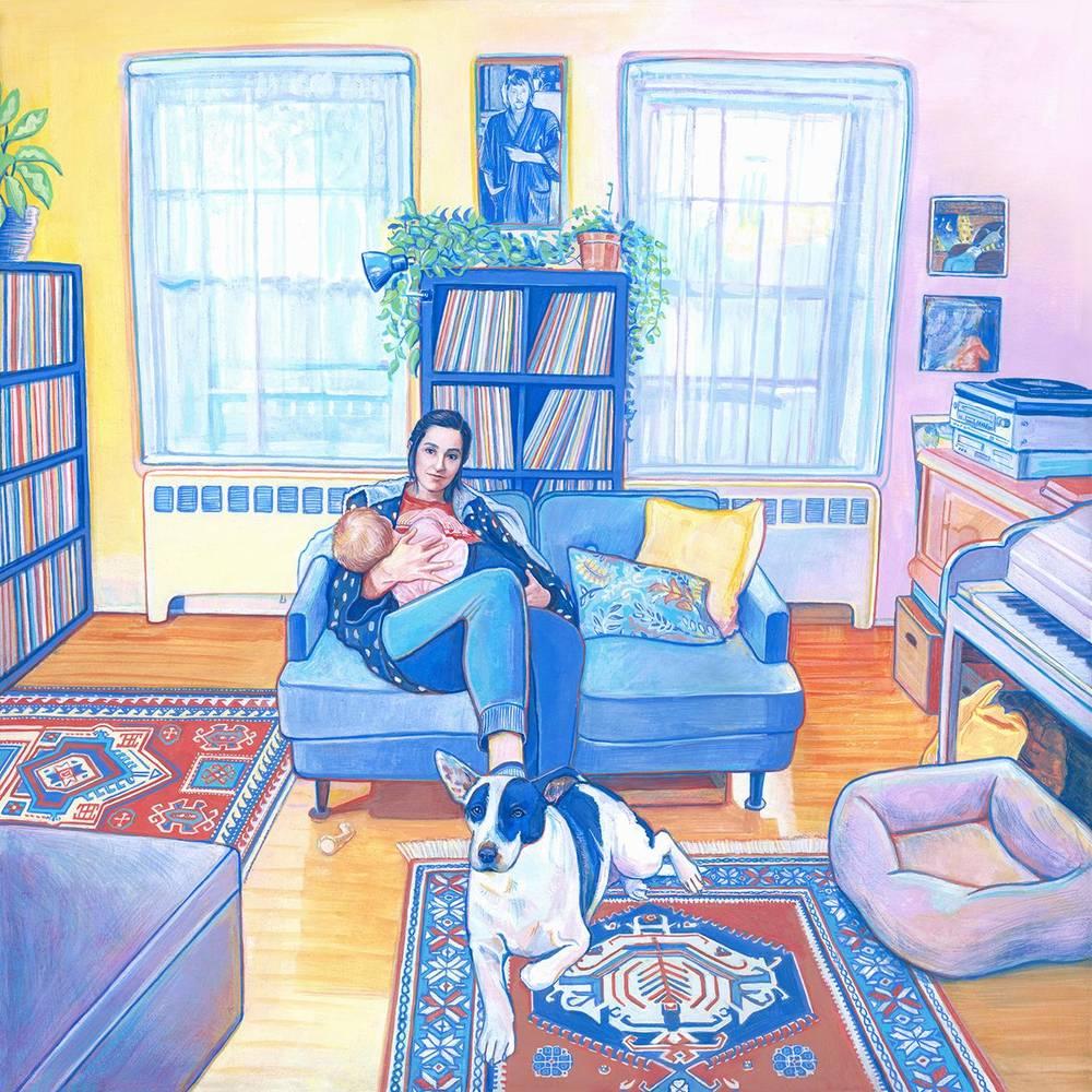 Laura Stevenson - Laura Stevenson [Indie Exclusive Limited Edition Yellow LP]