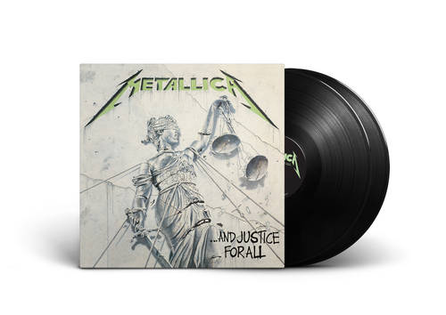 ...And Justice For All: Remastered [2LP]