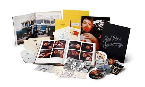 Red Rose Speedway [Import Deluxe]