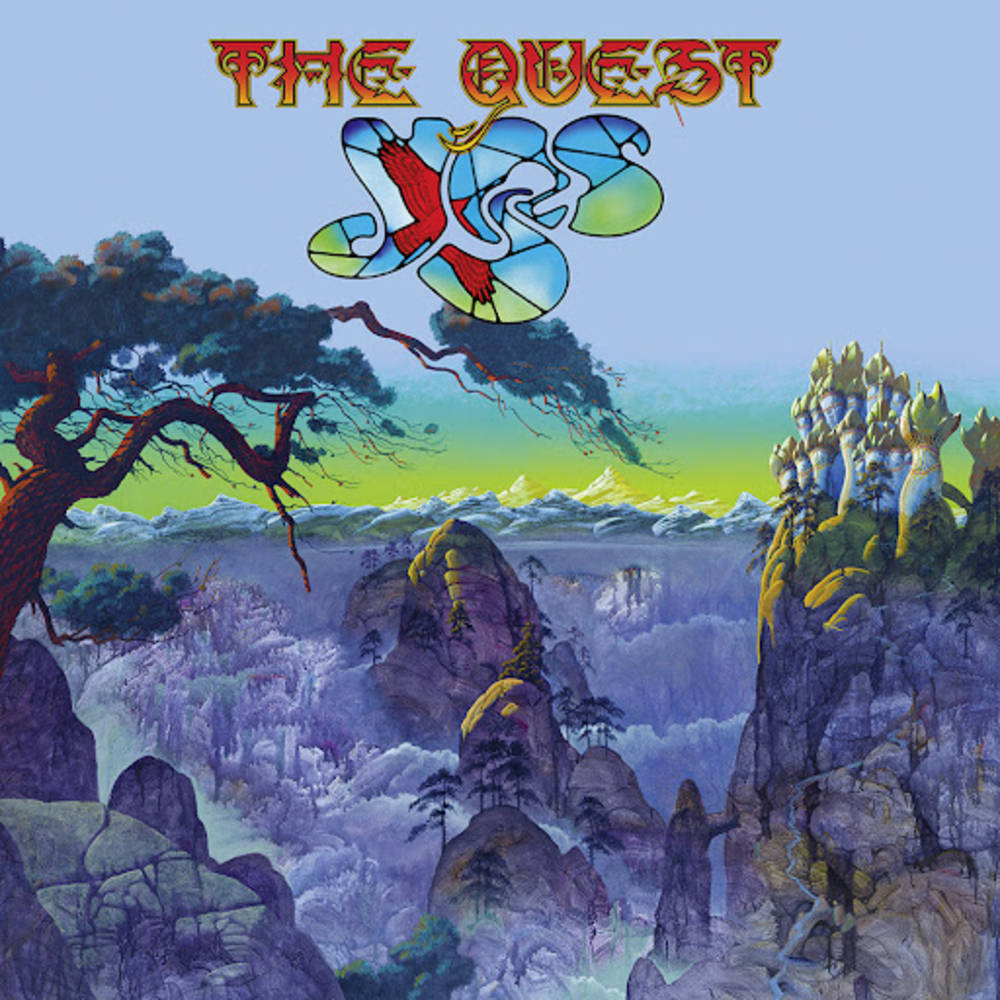 Yes - The Quest [Indie Exclusive Limited Edition Sky Blue 2LP/2CD]