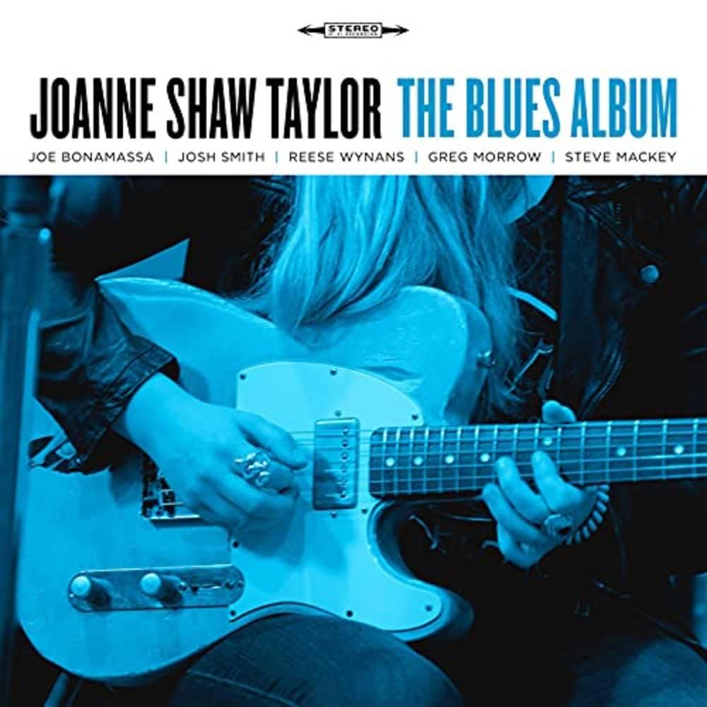Joanne Shaw Taylor - The Blues Album