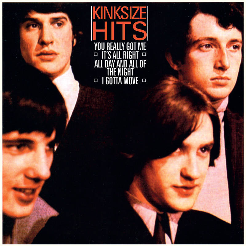 THE KINKS KINKSIZE HITS