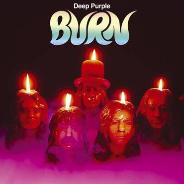 Burn [Import Opaque Orange LP]