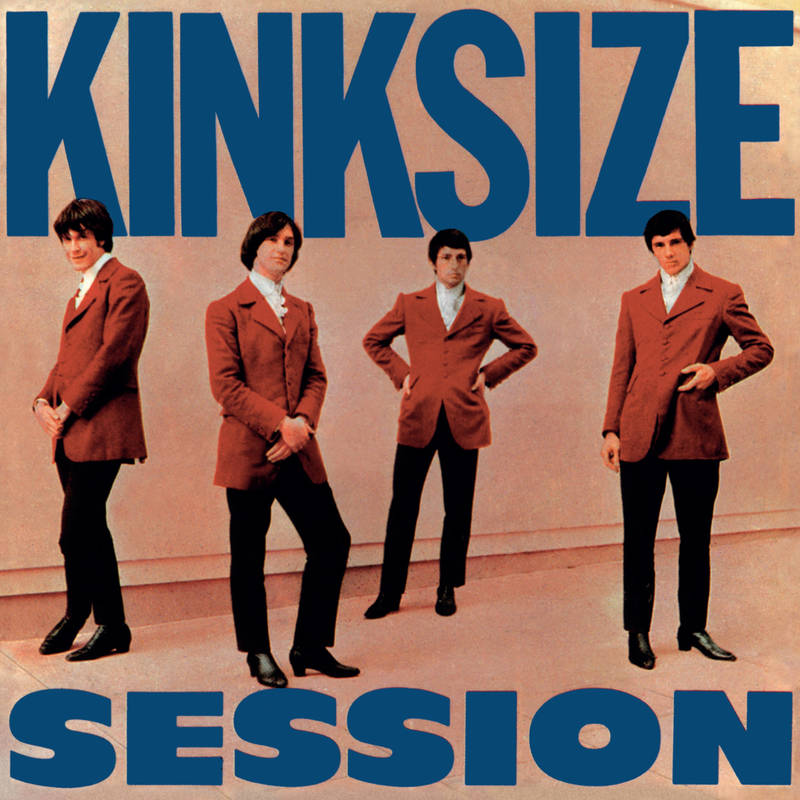 THE KINKS KINKSIZE SESSION