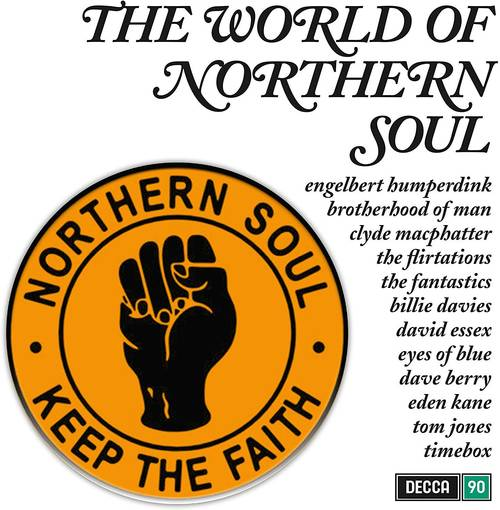 The World of Northern Soul [LP]