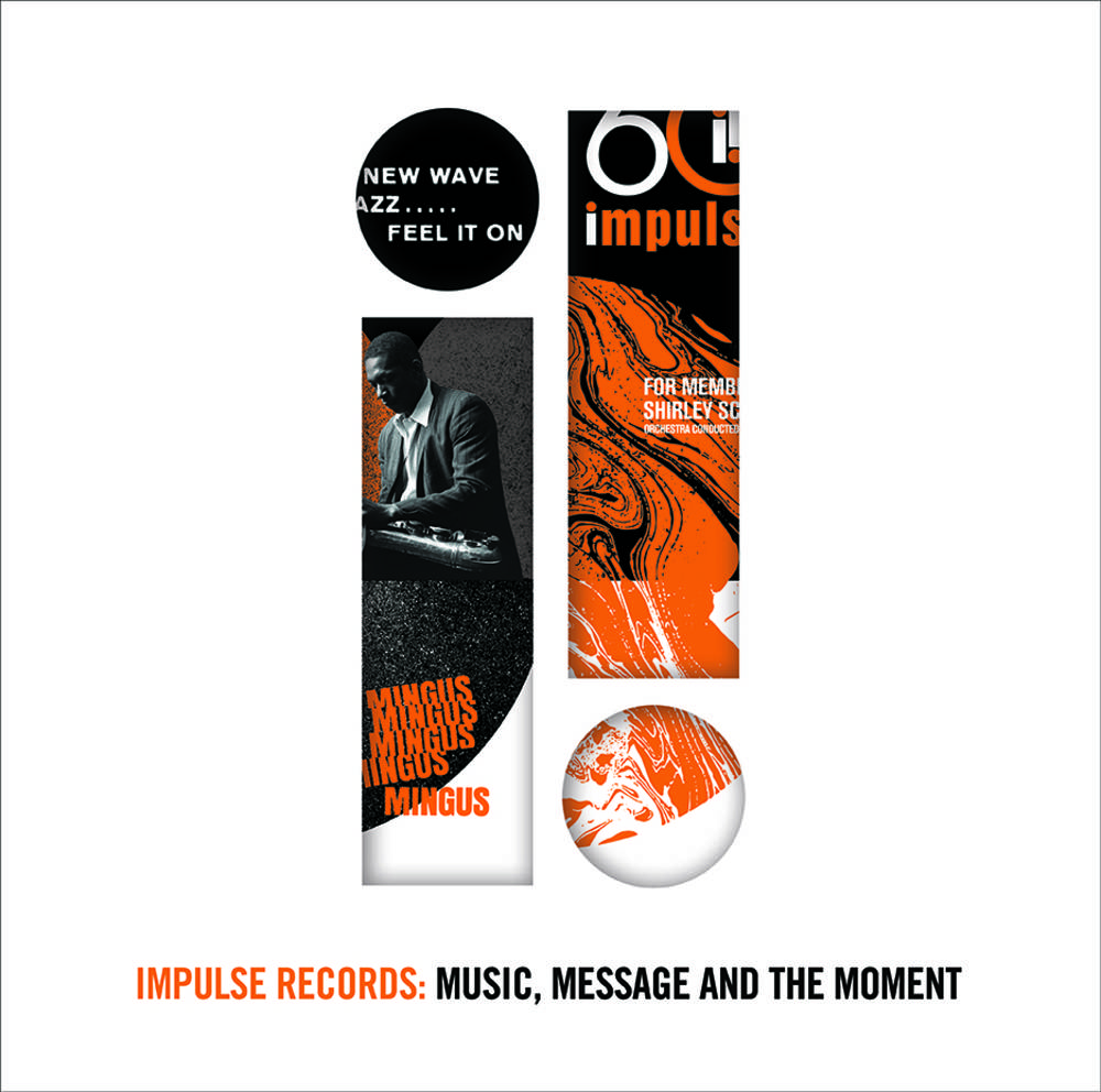 Various Artists - Impulse Records: Music, Message and the Moment [2CD]