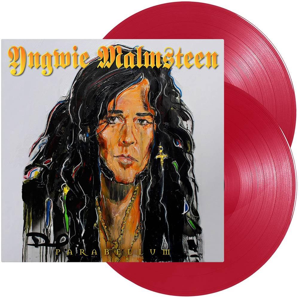 Yngwie Malmsteen - Parabellum [Red 2LP]
