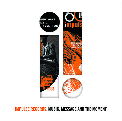 Various Artists - Impulse Records: Music, Message and the Moment [4LP]