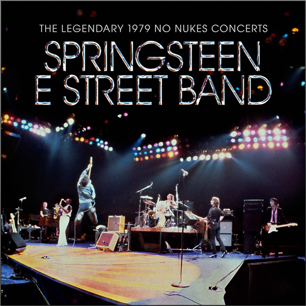 Bruce Springsteen & The E Street Band - The Legendary 1979 No Nukes Concerts [2CD/Blu-ray]