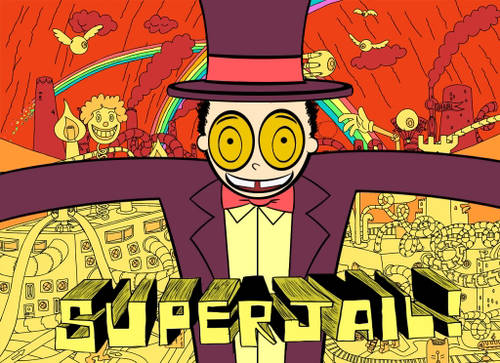 Superjail [TV Series]