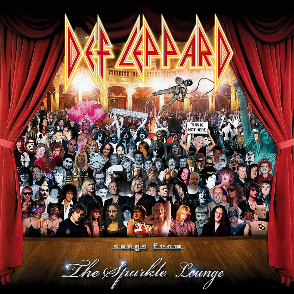 Def Leppard - Songs From The Sparkle Lounge [LP]