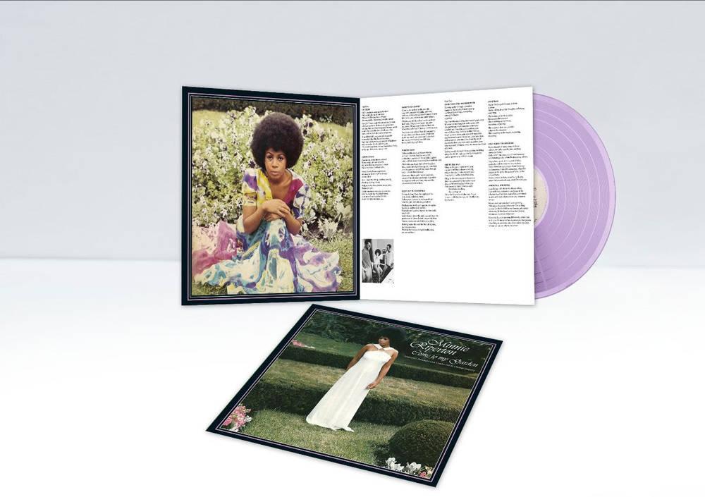 MINNIE RIPERTON - Come To My Garden [RSD Essential 180g Lilac LP]
