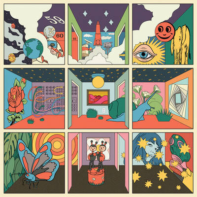 Starfucker (STRFKR) - Future Past Life [Opaque Orange LP]