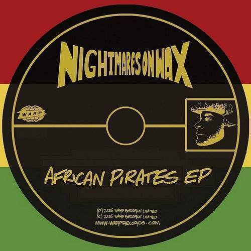 African Pirates EP