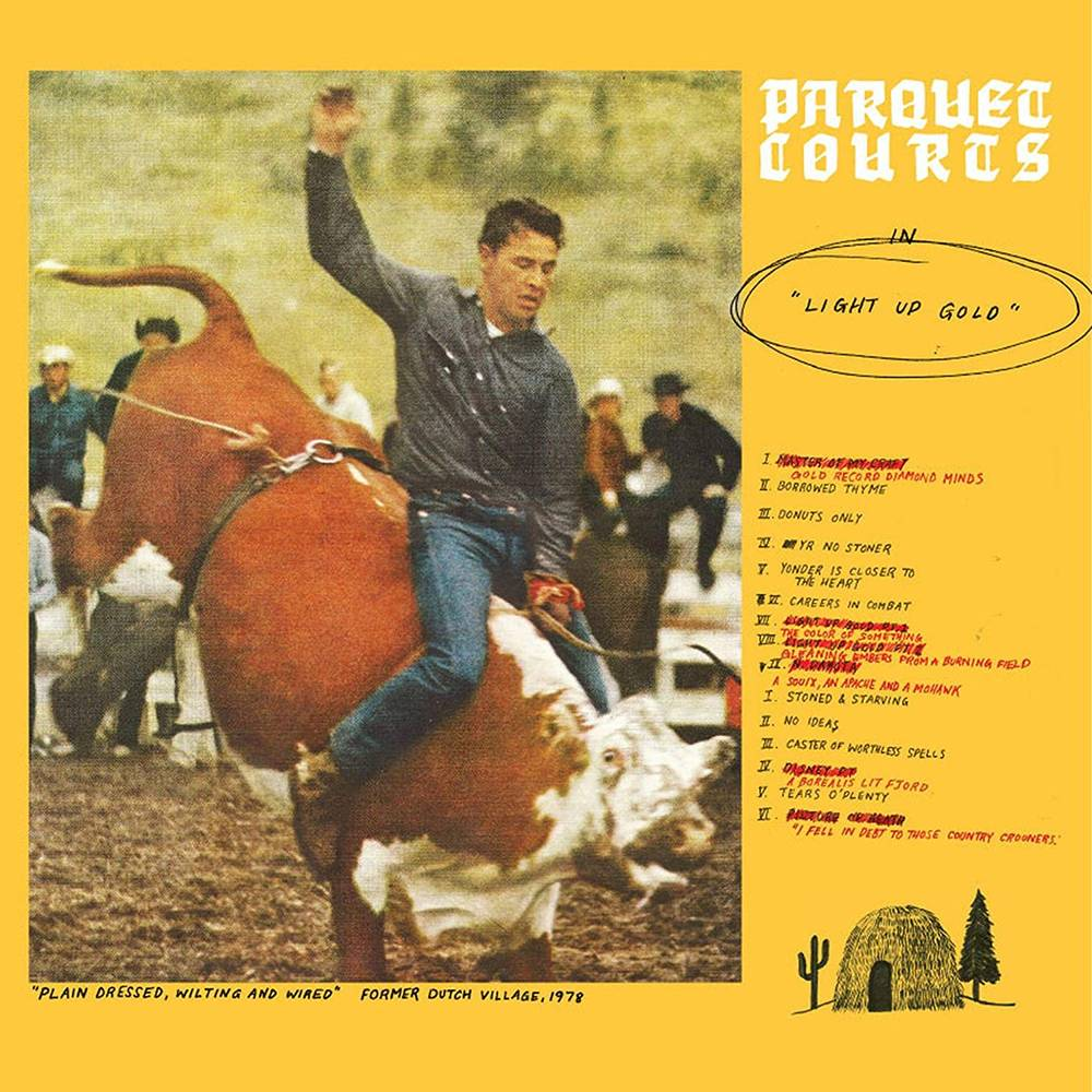 Parquet Courts - Light Up Gold [Glow In The Dark LP]