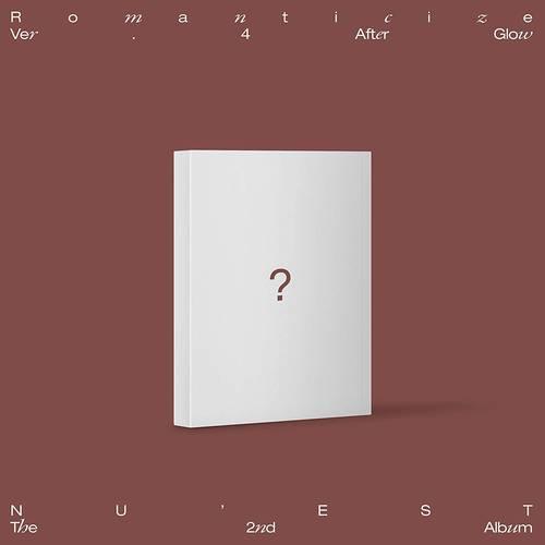 NU'EST - The 2nd Album 'Romanticize' [AFTER GLOW Version]