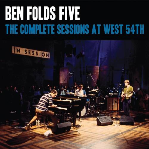 The Complete Sessions at West 54th [Limited Edition Blue 2LP]