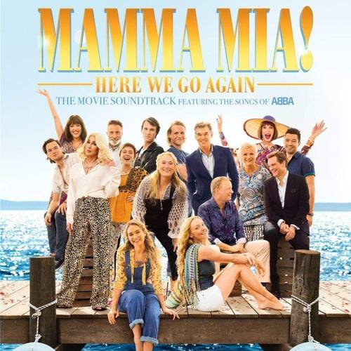Mamma Mia! Here We Go Again [Sing-A-Long Edition Soundtrack]