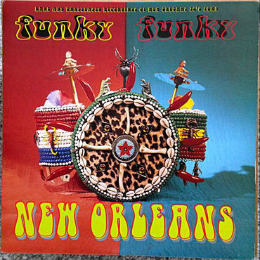 Funky Funky New Orleans Vol 1