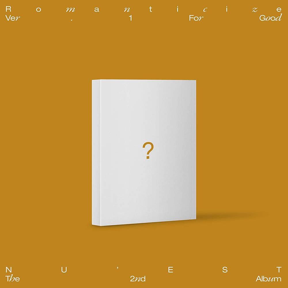 NU'EST - The 2nd Album 'Romanticize' [FOR GOOD Version]