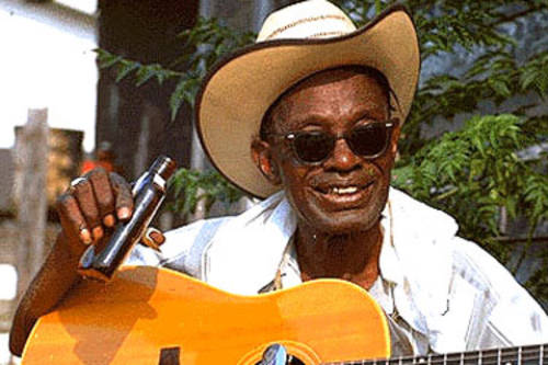 Lightnin' Hopkins