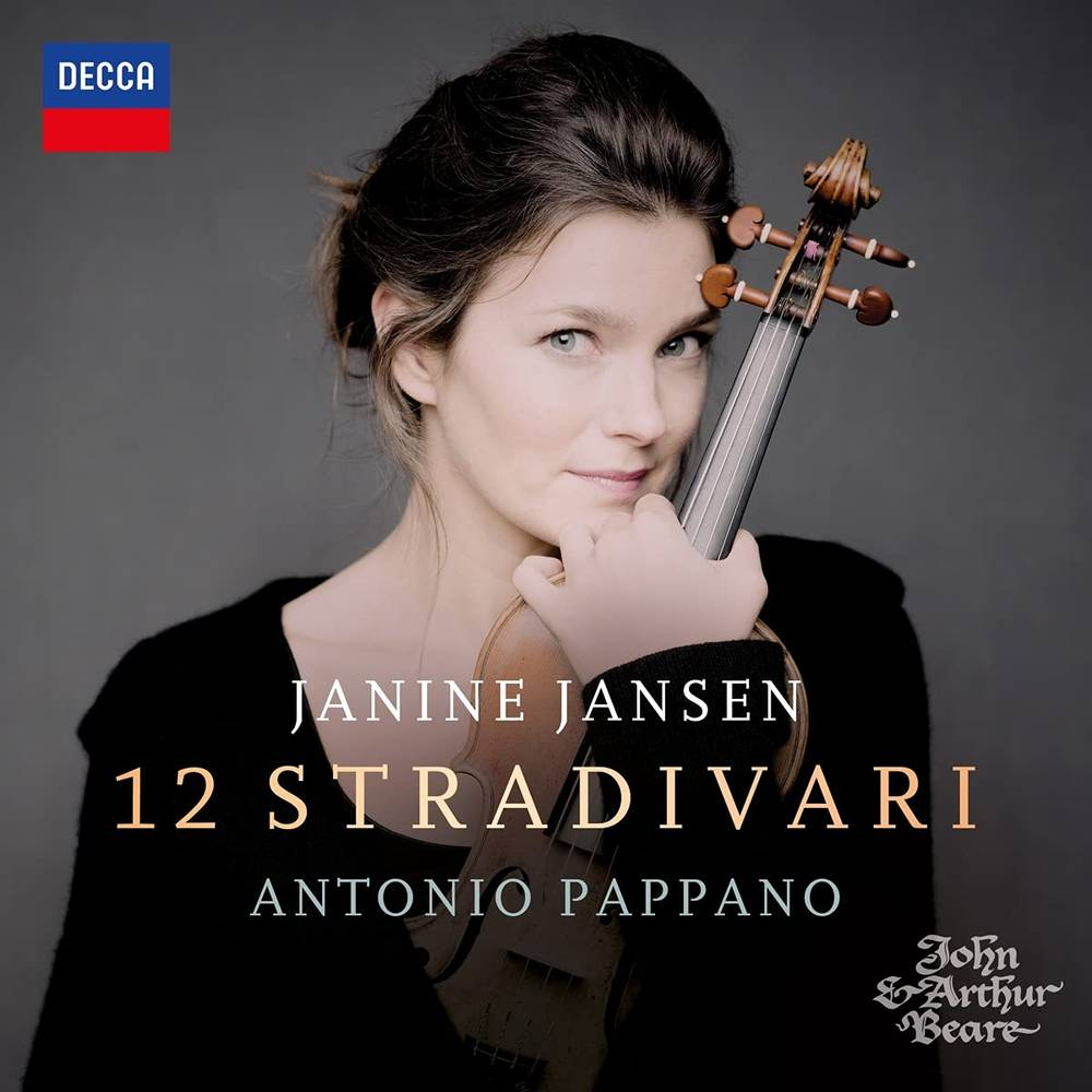 Janine Jansen - 12 Stradivari