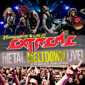 Pornograffitti Live 25/Metal Meltdown