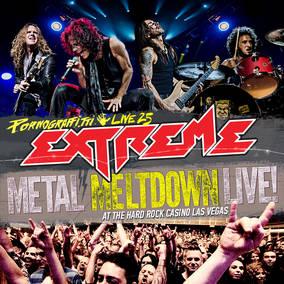 Pornograffitti Live 25/Metal Meltdown