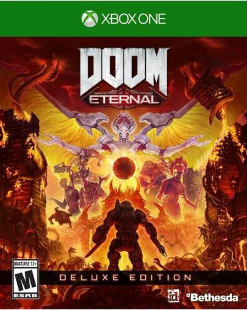 Doom Eternal Deluxe Ed
