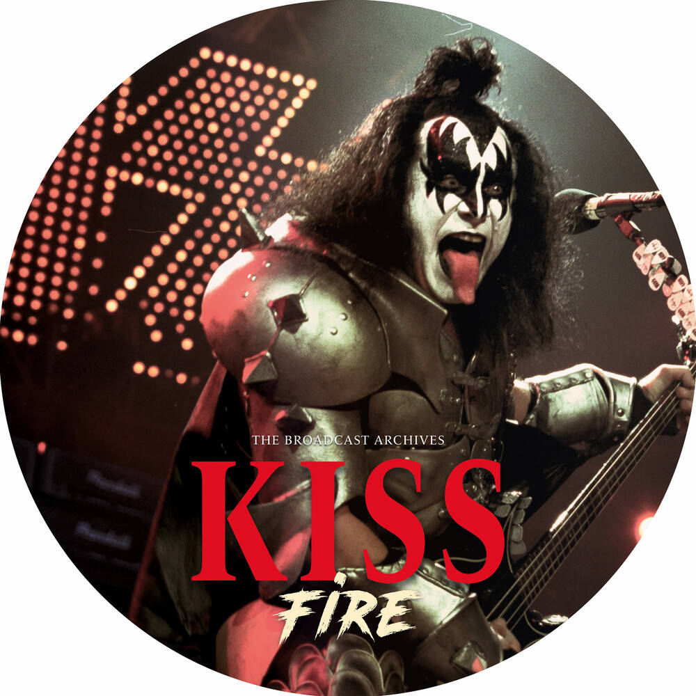 Kiss - Fire [Indie Exclusive] (Pict) [Indie Exclusive]